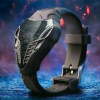 Cobra Silicone Digital Watch