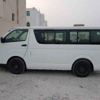 Bus 14 seats with driver for school & nu