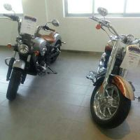 harley and indian scoot