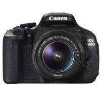 Canon 600d like new with lens 18-55