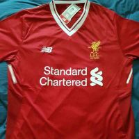 Brand new official liverpool home shirt