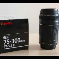Canon 75-300mm like new