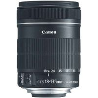 Canon 18-135 IS STM like new