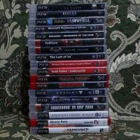24 Ps3 Games for sale