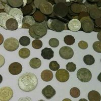 Rare and old coins