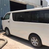 bus Toyota hice15 for sell or rent 20000