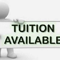 Tuition for physics ,chemistry and maths