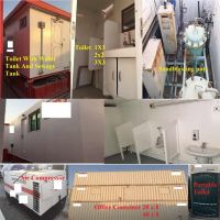 Container &Toilet
