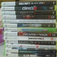 xbox360 games for exchange