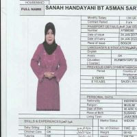 applicant housemaid Indonesia