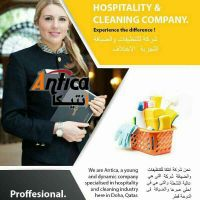 Antica Hospitality and Gen. Cleaning Co.