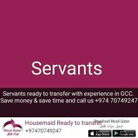 Cleaners & Housemaid