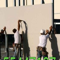 Gypsum Board partition, Painting work, H