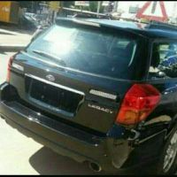 subaru outback 2007 scrab  for sale