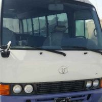 Toyota coaster mini bus model...2007