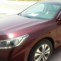 limousine service with Honda Accord 2015