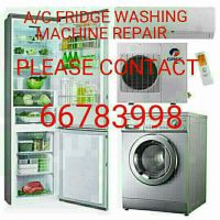 FRIDGE WASHING MACHINE REPAIR