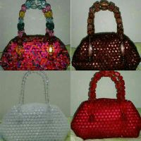 Beaded small bag