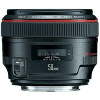Canon 50mm 1.2 New