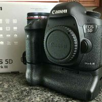 Canon 5d mark 3 with Battery grip