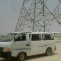 Nissan urvan bus 14 seater for rent