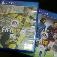 fifa 17 and 16