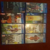 Ps4 games swaping