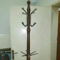 Wood Clothes Stand