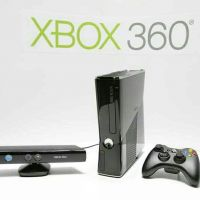 For sale Xbox 360 with 45 game