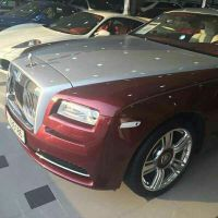 rolls Royce wriath