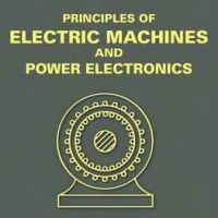 need Elec eng to teach electric machines