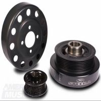FordMustang pulley