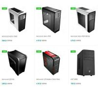 New Computer Cases