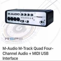 M audio interface