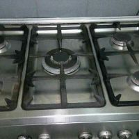 Cooking range and refrigerator