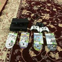 xbox360 500GB excellent condition sale