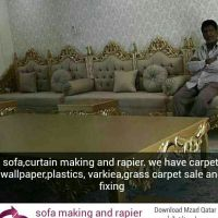 we are making  all kinds of sofa cautiou