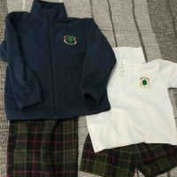 uniform for Newton school for sale