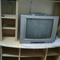 TV trolley and TV