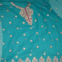 pak embroided dresses for sale