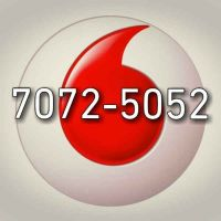 New Vodafone number for sale