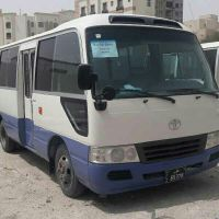 TOYOTA COASTER 25SEATER FOR RENT