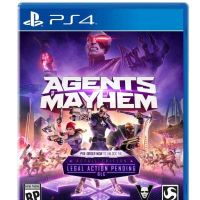 لعبة Agents of Mayhem