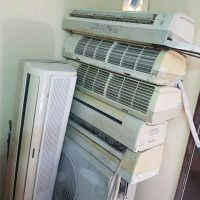 for sale indoor A/C only used and work
