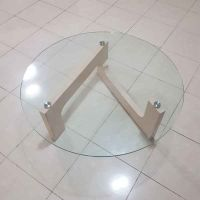 Rounded table