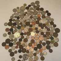 Lots of coins
