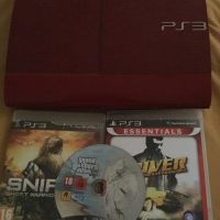 Ps3 slim  with3 cd
