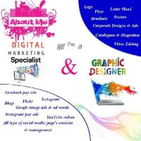 Female Graphic Designer (freelancer)