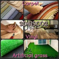 Carpet,,Vinyl,, Artificial Grass