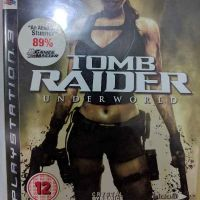 PS3 Tomb Raider & The Bourne Conspiracy